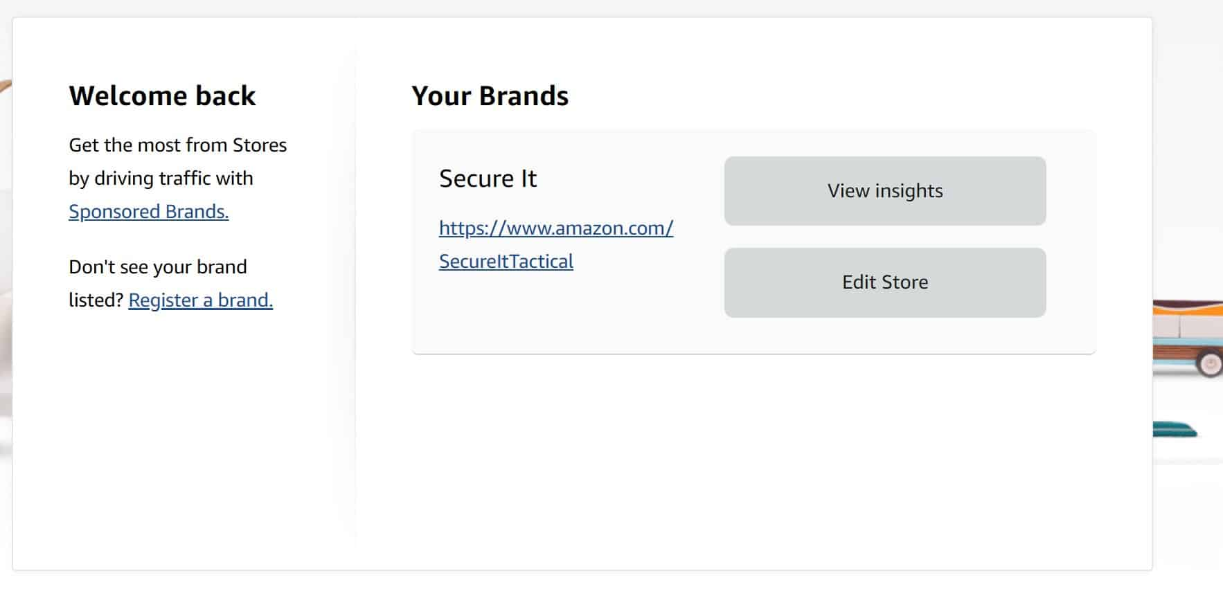 How to Create a Vanity URL for an Amazon Brand Storefront 27
