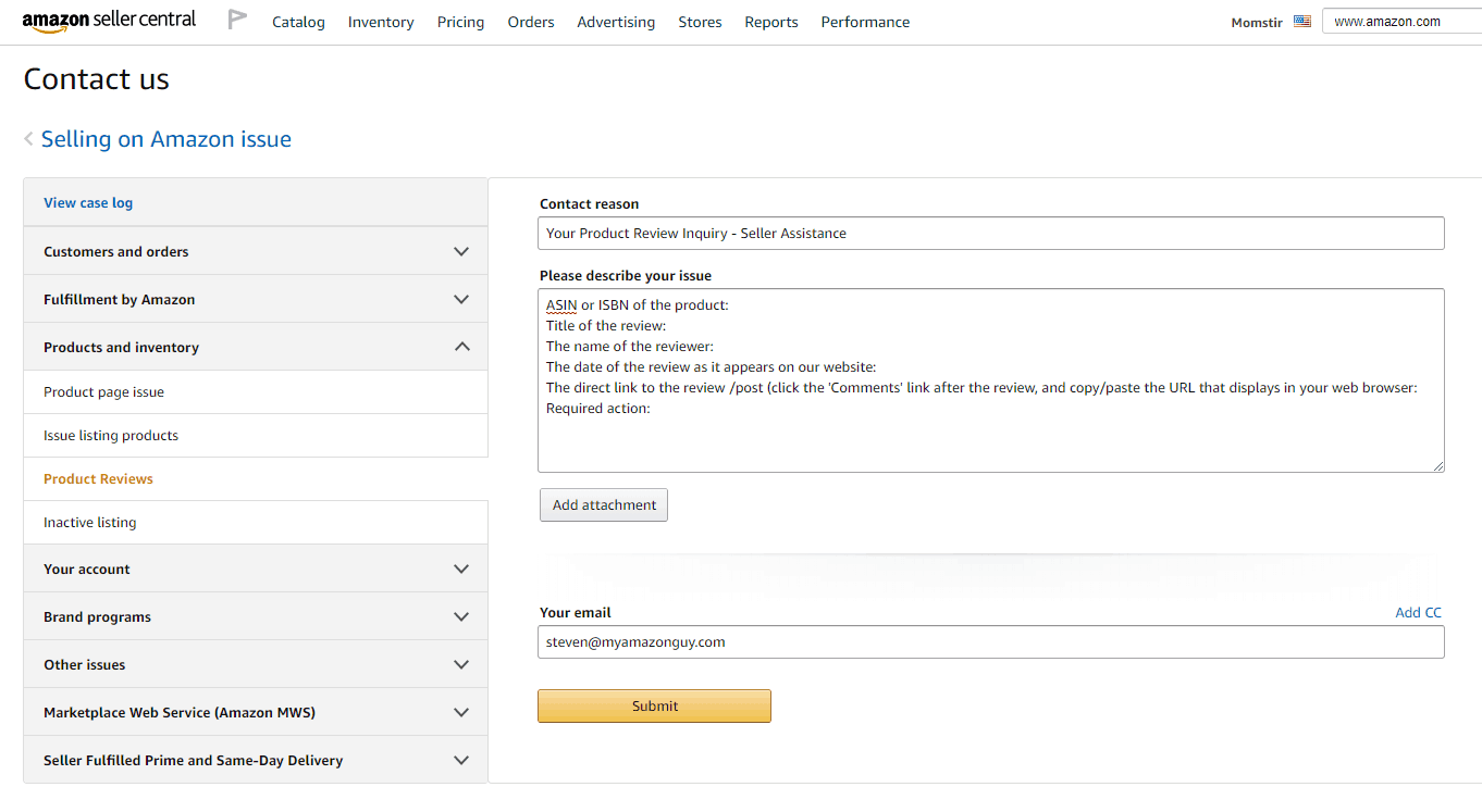 How to Remove Negative Product Reviews on Amazon 1