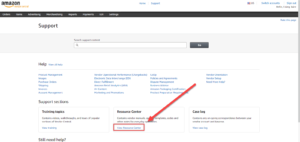resource center amazon vendor central variations help support create creation