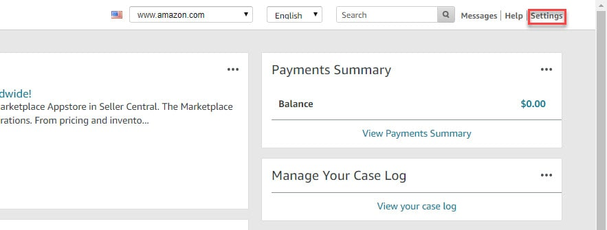 How to Update Advertising Payment Method on Seller Central when Credit Card Payment Fails 2