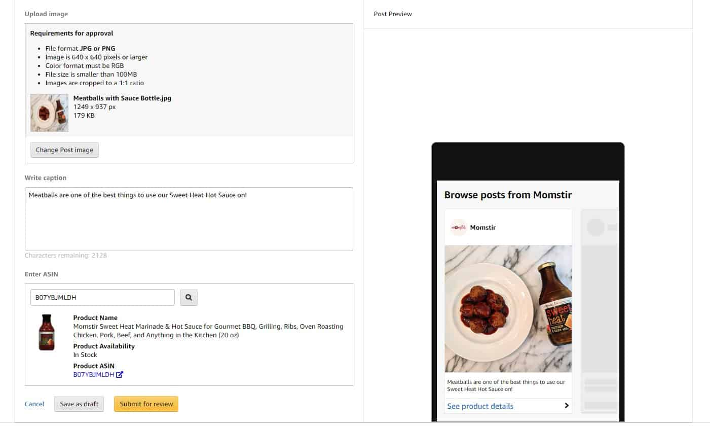 Amazon Adopts Facebook-like Social Posting on its Detail Pages 4