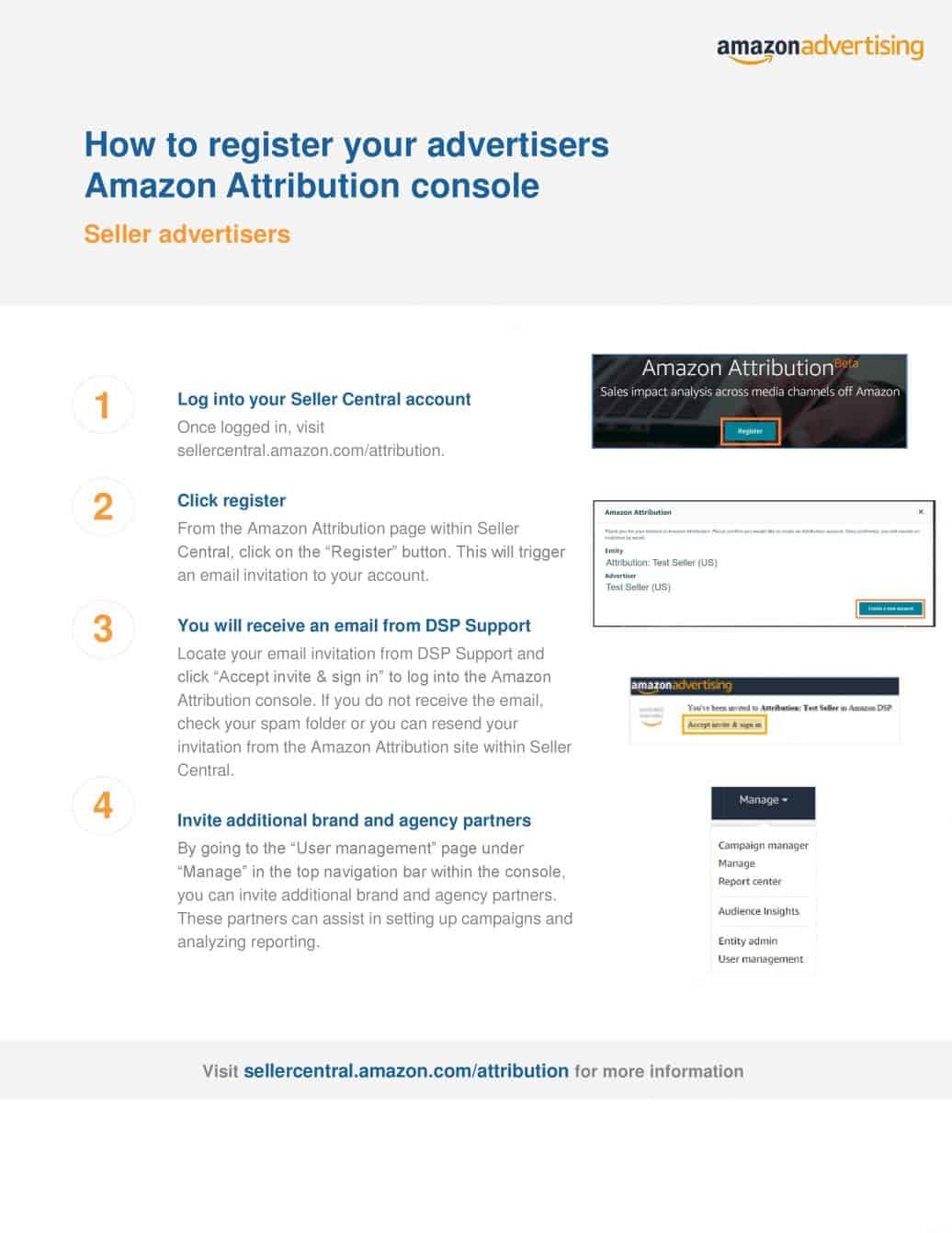 Amazon Advertising Attribution - Tracking External Traffic into Amazon 10