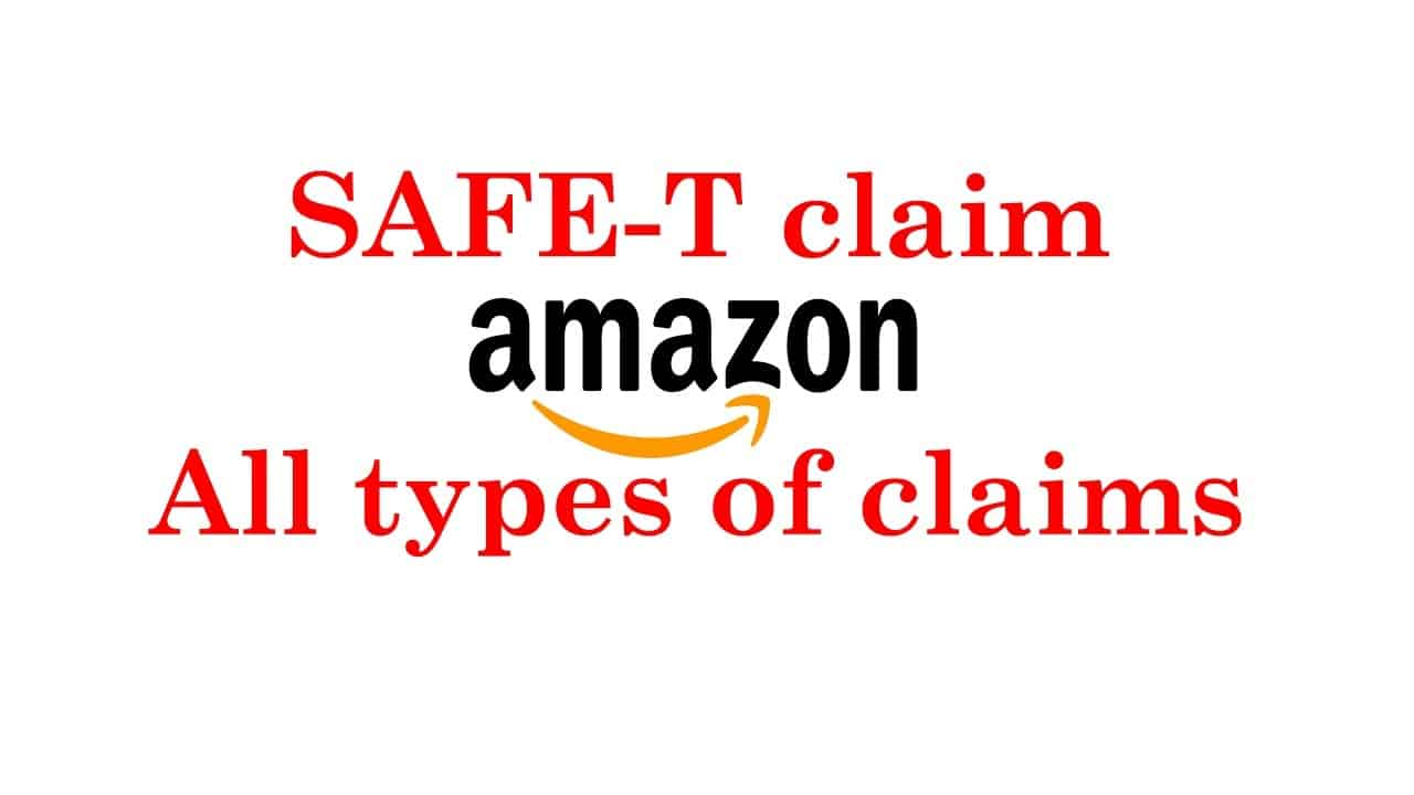 What is a SAFE-T Claim on Seller Central? 1
