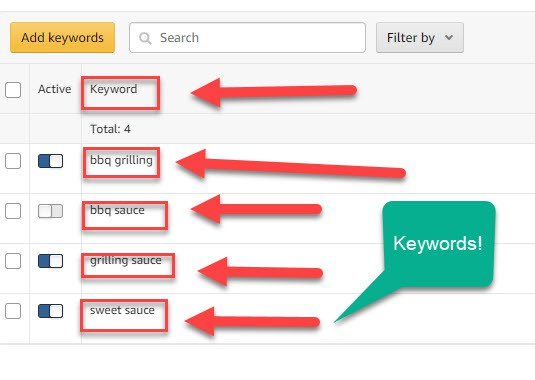 Introducing Amazon Search Terms 2