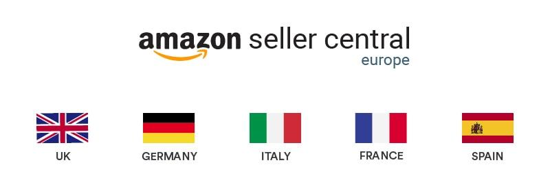 amazon seller central europe