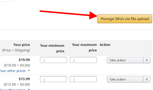 How to Setup Automated Pricing on Amazon Seller Central 5