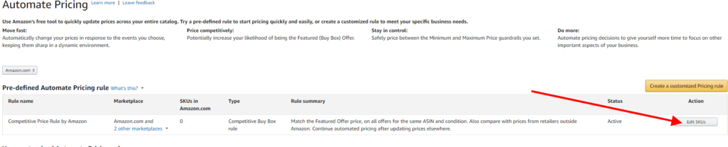 automated pricing on amazon