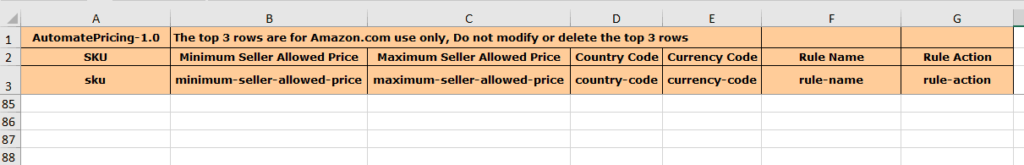 How to Setup Automated Pricing on Amazon Seller Central 6