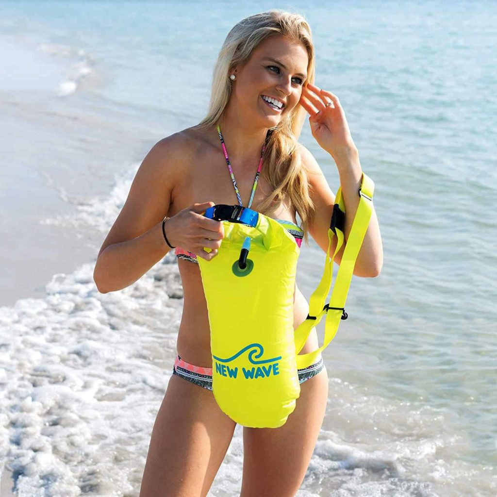 Launching Amazon Products in 2020 Hot or Not - New Wave Swim Buoy 1