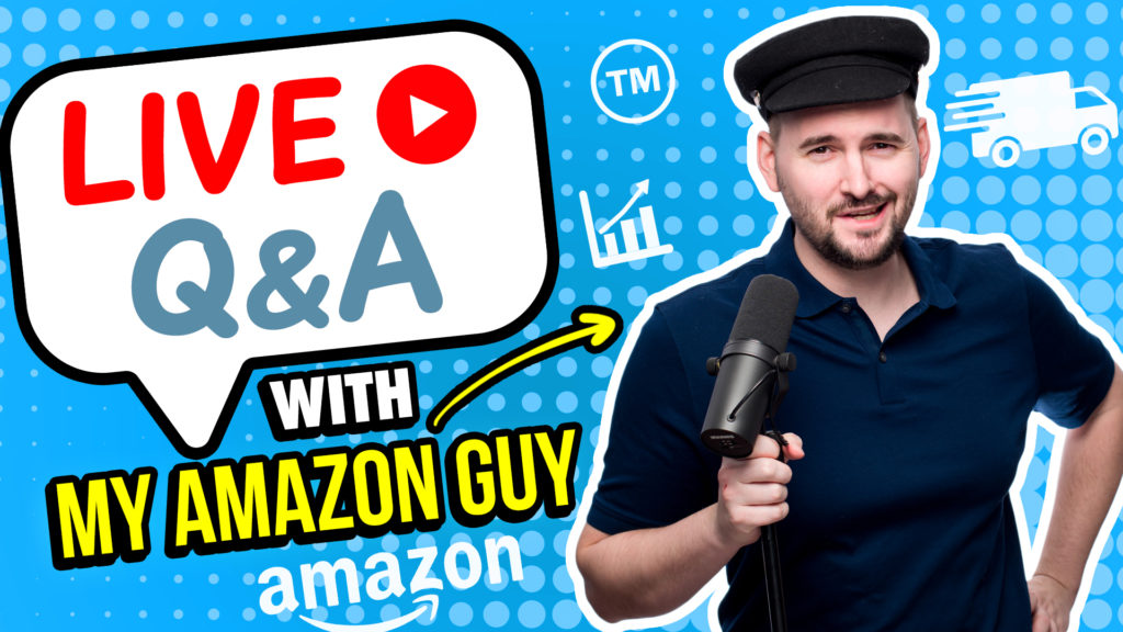 Live Q&A with Steven Pope on how to grow sales on Amazon FBA Seller Central